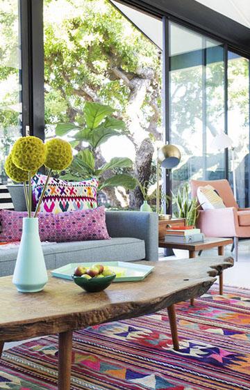 Современный интерьер гостиной: уют и гармония