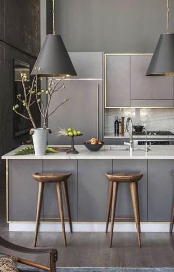 Дизайн интерьера кухни: как сделать любимое место уютным?